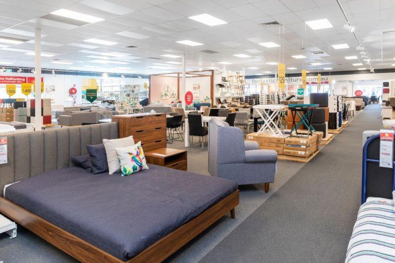 shop refurbishment