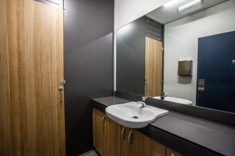 upgrade toilet