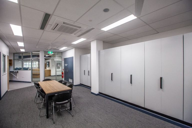 school fit out