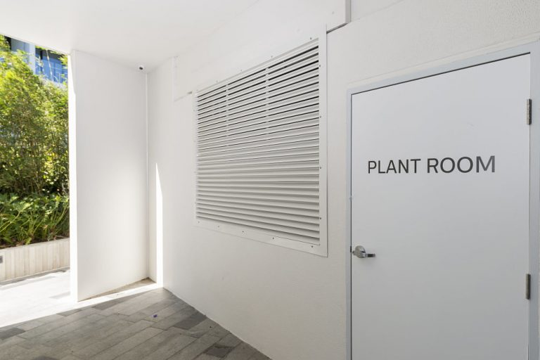 Commercial Plant Room Upgrade