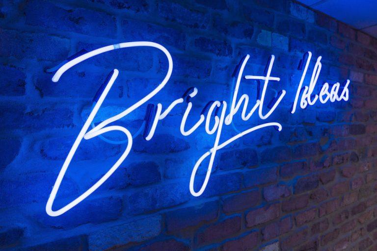 Light Signage