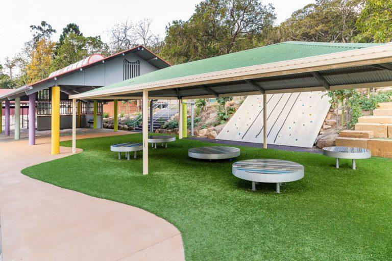 School Outdoor Areas Upgrade