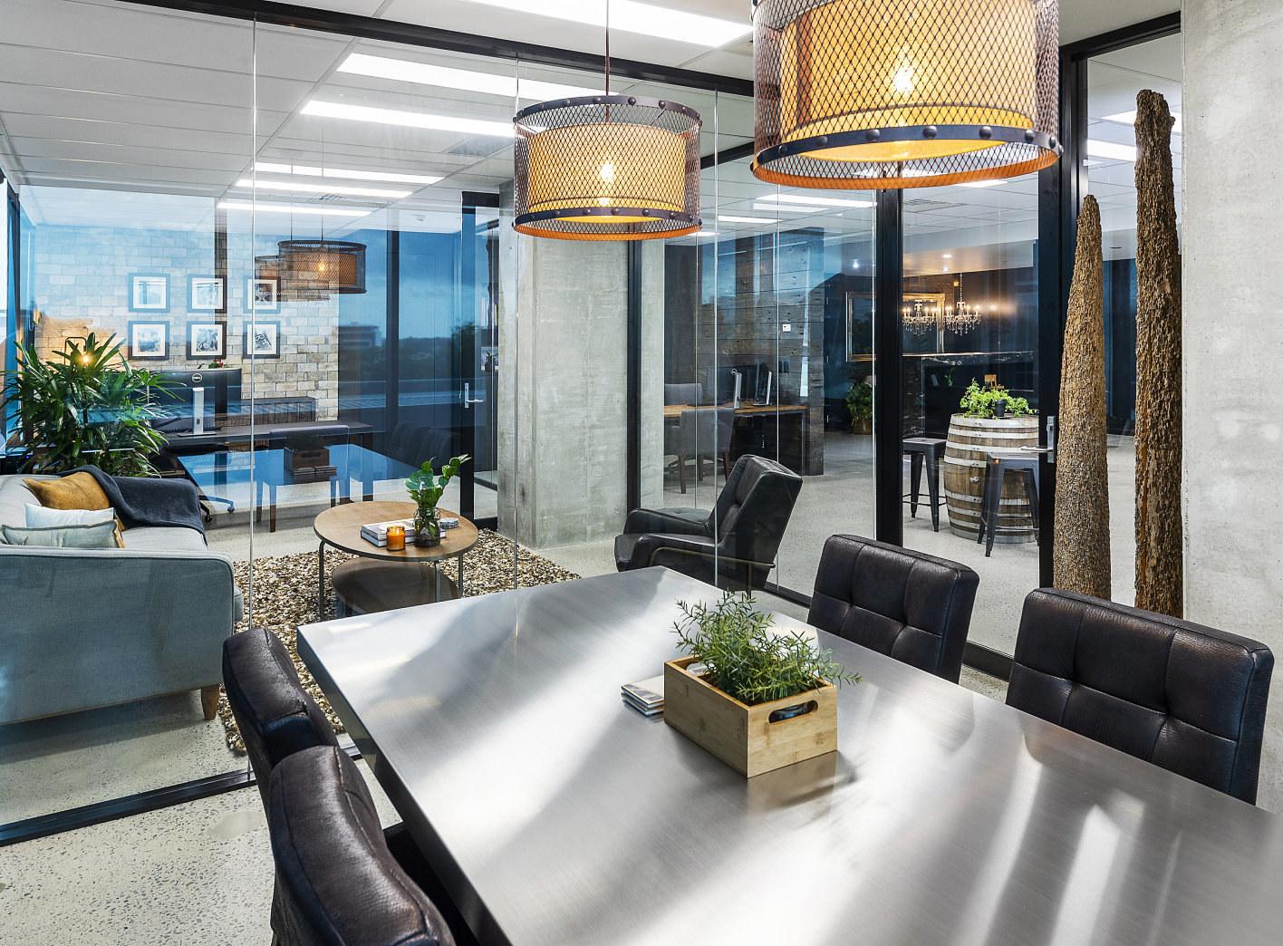 office boardroom refurbishment