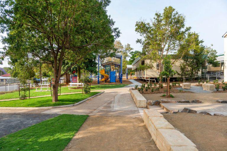 School Playground Upgrade