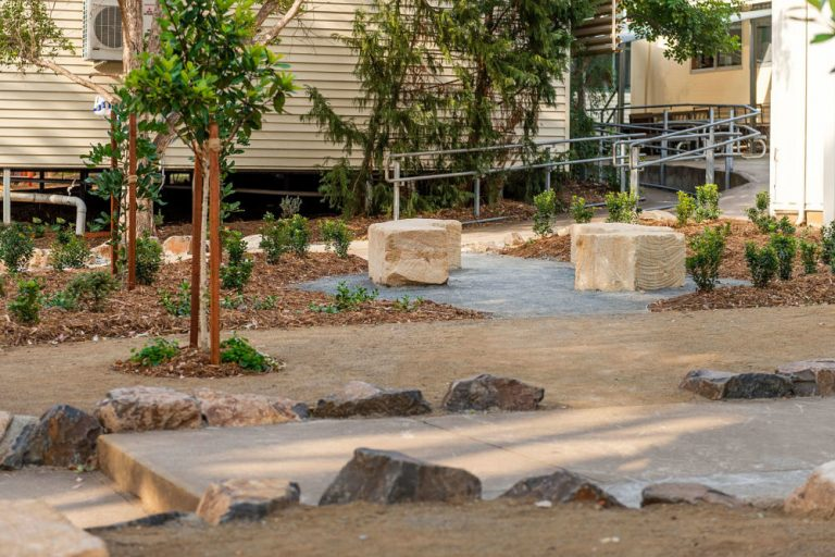 School Courtyard Upgrade