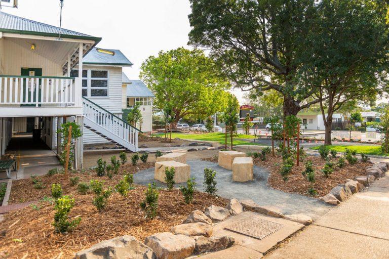 School Courtyard Upgrades
